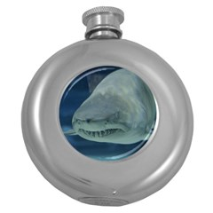Sharka Hip Flask (Round) by Curioddities
