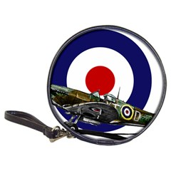 Spitfire And Roundel CD Wallet by TheManCave