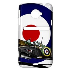 Spitfire And Roundel HTC Evo 4G LTE Hardshell Case  by TheManCave