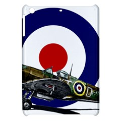 Spitfire And Roundel Apple Ipad Mini Hardshell Case by TheManCave