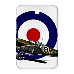 Spitfire And Roundel Samsung Galaxy Note 8.0 N5100 Hardshell Case  by TheManCave
