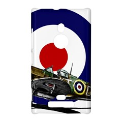 Spitfire And Roundel Nokia Lumia 925 Hardshell Case by TheManCave