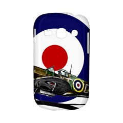 Spitfire And Roundel Samsung Galaxy S6810 Hardshell Case by TheManCave