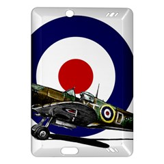 Spitfire And Roundel Kindle Fire HD (2013) Hardshell Case by TheManCave
