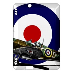 Spitfire And Roundel Kindle Fire Hdx Hardshell Case by TheManCave