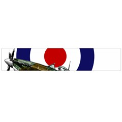 Spitfire And Roundel Flano Scarf (Large) by TheManCave