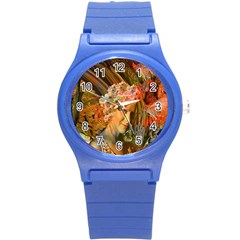 Autumn Plastic Sport Watch (small) by icarusismartdesigns