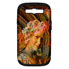 Autumn Samsung Galaxy S Iii Hardshell Case (pc+silicone) by icarusismartdesigns