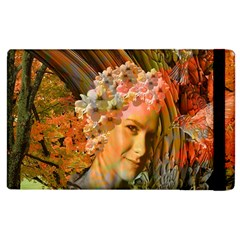 Autumn Apple Ipad 3/4 Flip Case by icarusismartdesigns
