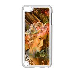 Autumn Apple Ipod Touch 5 Case (white) by icarusismartdesigns