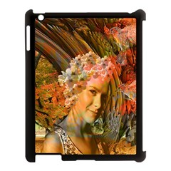 Autumn Apple Ipad 3/4 Case (black)