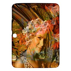 Autumn Samsung Galaxy Tab 3 (10 1 ) P5200 Hardshell Case  by icarusismartdesigns