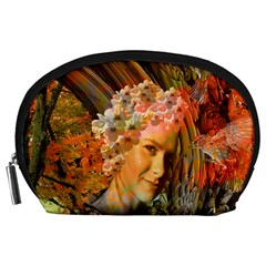 Autumn Accessory Pouch (large) by icarusismartdesigns