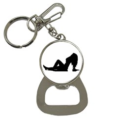 She Bottle Opener Key Chain by Curioddities