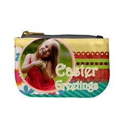 Easter By Easter   Mini Coin Purse   F94vonr2viy8   Www Artscow Com Front
