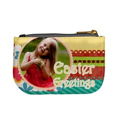 Easter By Easter   Mini Coin Purse   F94vonr2viy8   Www Artscow Com Back