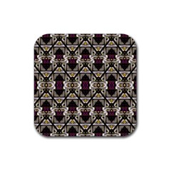 Abstract Geometric Modern Seamless Pattern Drink Coaster (square) by dflcprints