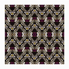 Abstract Geometric Modern Seamless Pattern Glasses Cloth (medium) by dflcprints