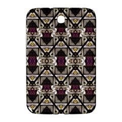Abstract Geometric Modern Seamless Pattern Samsung Galaxy Note 8 0 N5100 Hardshell Case  by dflcprints