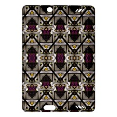Abstract Geometric Modern Seamless Pattern Kindle Fire Hd (2013) Hardshell Case by dflcprints
