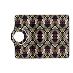 Abstract Geometric Modern Seamless Pattern Kindle Fire Hd (2013) Flip 360 Case by dflcprints