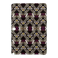 Abstract Geometric Modern Seamless Pattern Samsung Galaxy Tab Pro 10 1 Hardshell Case by dflcprints