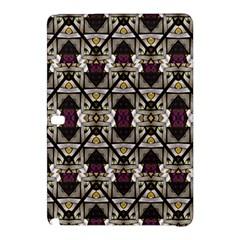 Abstract Geometric Modern Seamless Pattern Samsung Galaxy Tab Pro 12 2 Hardshell Case by dflcprints