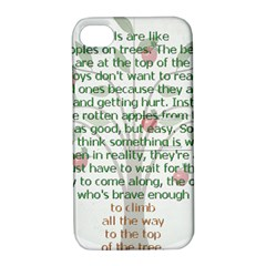 Appletree Apple Iphone 4/4s Hardshell Case With Stand by TheWowFactor