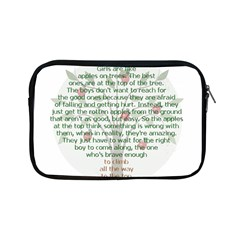 Appletree Apple Ipad Mini Zippered Sleeve by TheWowFactor