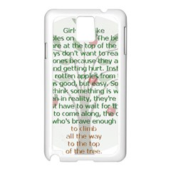 Appletree Samsung Galaxy Note 3 N9005 Case (white) by TheWowFactor