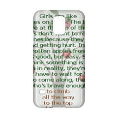 Appletree Samsung Galaxy S5 Hardshell Case  by TheWowFactor