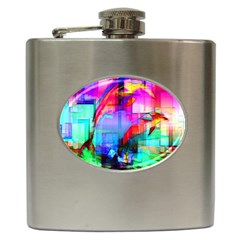 Tim Henderson Dolphins Hip Flask by TheWowFactor