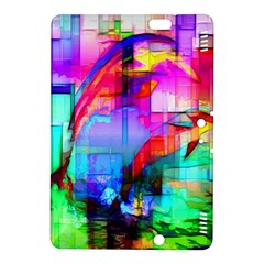 Tim Henderson Dolphins Kindle Fire Hdx 8 9  Hardshell Case by TheWowFactor