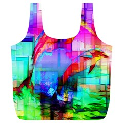 Tim Henderson Dolphins Reusable Bag (xl) by TheWowFactor