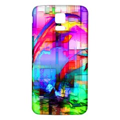 Tim Henderson Dolphins Samsung Galaxy S5 Back Case (White) by TheWowFactor