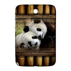 Panda Love Samsung Galaxy Note 8 0 N5100 Hardshell Case