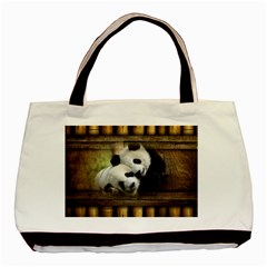 Panda Love Classic Tote Bag by TheWowFactor