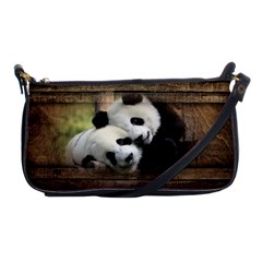 Panda Love Evening Bag by TheWowFactor