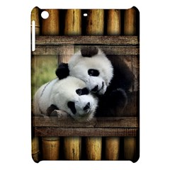 Panda Love Apple Ipad Mini Hardshell Case by TheWowFactor