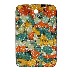 Paint Strokes In Retro Colors Samsung Galaxy Note 8 0 N5100 Hardshell Case  by LalyLauraFLM