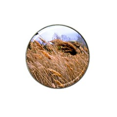 Blowing prairie Grass Golf Ball Marker 10 Pack (for Hat Clip) by bloomingvinedesign