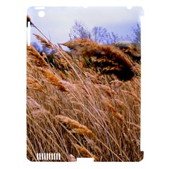 Blowing Prairie Grass Apple Ipad 3/4 Hardshell Case (compatible With Smart Cover) by bloomingvinedesign