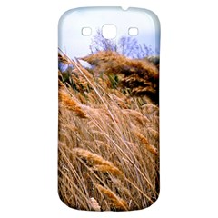 Blowing Prairie Grass Samsung Galaxy S3 S Iii Classic Hardshell Back Case by bloomingvinedesign