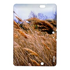 Blowing Prairie Grass Kindle Fire Hdx 8 9  Hardshell Case by bloomingvinedesign