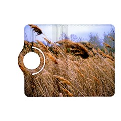 Blowing Prairie Grass Kindle Fire Hd (2013) Flip 360 Case by bloomingvinedesign