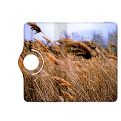 Blowing Prairie Grass Kindle Fire Hdx 8 9  Flip 360 Case by bloomingvinedesign