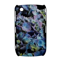 Blue and Purple Hydrangea Group BlackBerry Curve 8520 9300 Hardshell Case  by bloomingvinedesign