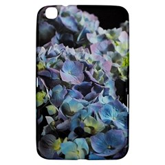 Blue And Purple Hydrangea Group Samsung Galaxy Tab 3 (8 ) T3100 Hardshell Case  by bloomingvinedesign