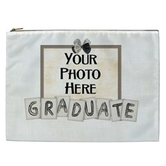 Graduate Xxl By Lisa Minor   Cosmetic Bag (xxl)   Hcbewet1mmgu   Www Artscow Com Front