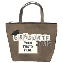 Graduate Bucket Bag By Lisa Minor Front